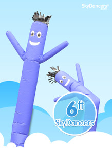 Blue Sky Dancer by SkyDancers.com