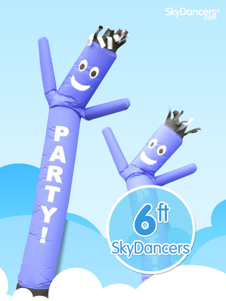 Party 6ft Inflatable Sky Dancer attachment.