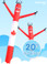 Sky Dancers Canadian Flag - 20ft
