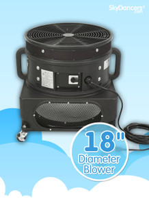 18 inch diameter blower