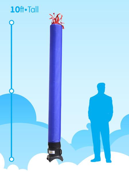 Sky Dancer Tube Blue - 10ft