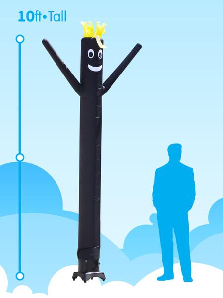 Sky Dancer Black - 10ft