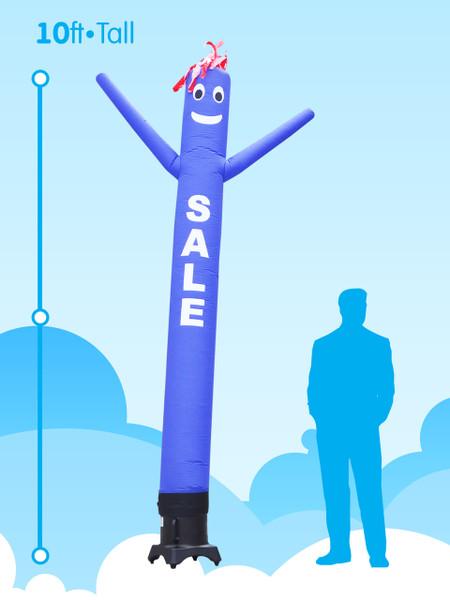 Sky Dancer Blue SALE - 10ft