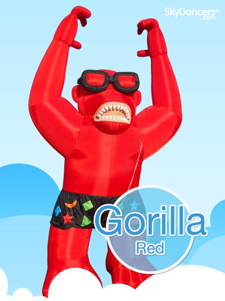 Giant Gorilla - Red