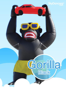 Giant Gorilla - Black