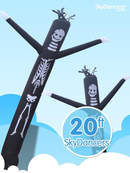 Skeleton Sky Dancer
