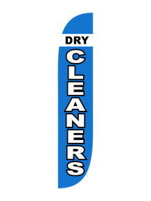 Dry Cleaners Feather Flag