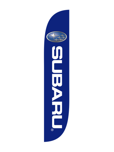 Subaru Feather Flag