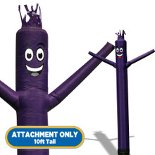Purple Sky Dancers® Inflatable Tube Man 10ft
