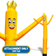 Yellow Sky Dancers® Inflatable Tube Man 10ft