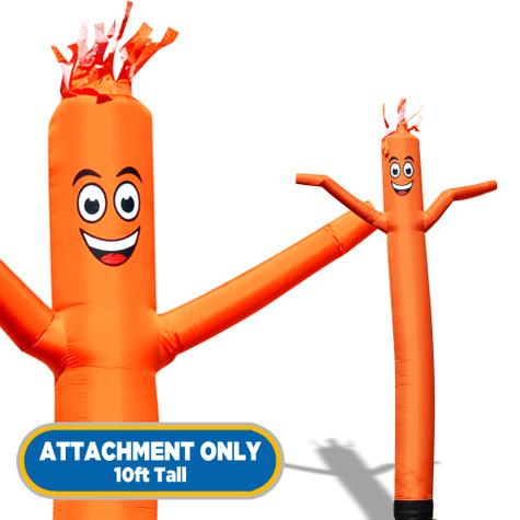Orange Sky Dancers® Inflatable Tube Man 10ft