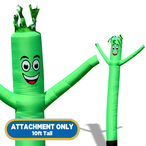 Green Sky Dancers® Inflatable Tube Man 10ft