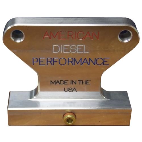 American Diesel Factory Fuel Filter Delete Kit Dodge Cummins 2003-2007