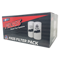 FASS FUEL FILTER PACK–XL