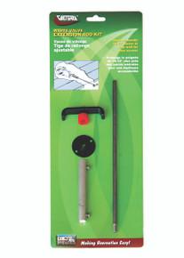 T1046 - 10VP Waste Valve Extension Rod Kit