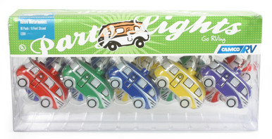 42654 Retro Motorhome Party Lights