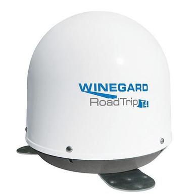 RT2000T White Winegard RoadTrip T4 In-Motion Satellite TV Antenna