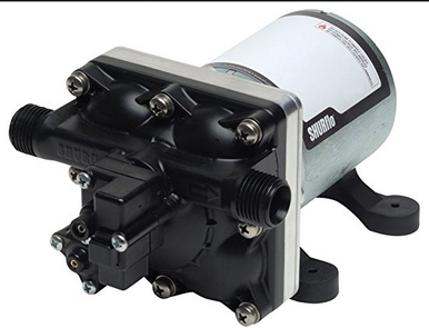4008-171-E65 115VAC Shurflo pump