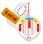 KanPas Thumb Compass MS - Left hand