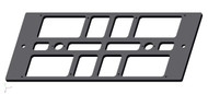 D80-1526-102 (BASE MOUNTING PLATE)