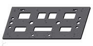 D80-1434-102 (BASE MOUNTING PLATE)