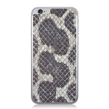 iPhone 6 Back Genuine Anaconda Natural