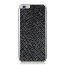 iPhone 6 Back Genuine Anaconda Black
