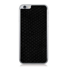 iPhone 6 Back Genuine Python Black - Small Scale