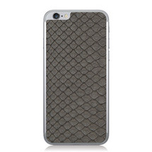 iPhone 6 Back Genuine Python Grey - Small Scale