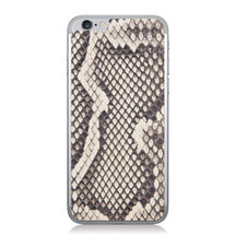 iPhone 6 Back Genuine Python Natural