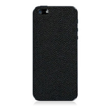 iPhone 5 Back Genuine Stingray Black Polished