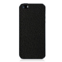 iPhone 5 Back Genuine Shark Black