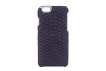 iPhone 6/6S Case Genuine Python Purple