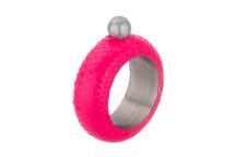 Flask Bracelet Python Skin Neon Pink
