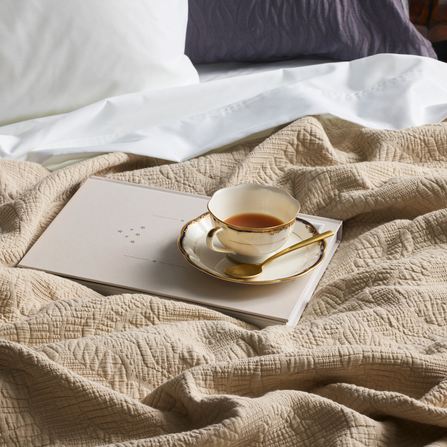 Cucita Matelasse Blanket