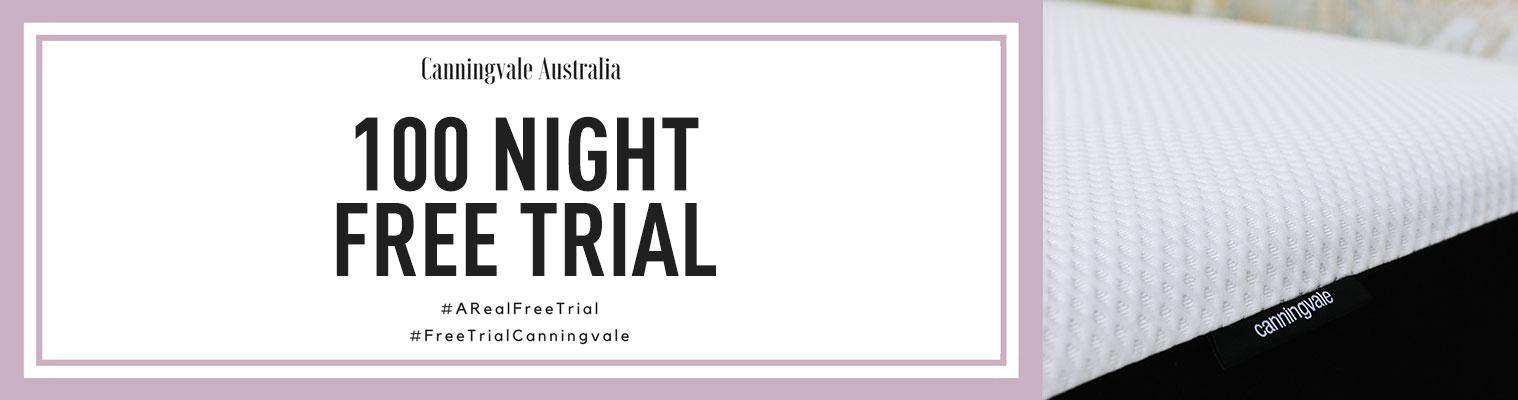 Mattress 100 Night Free Trial