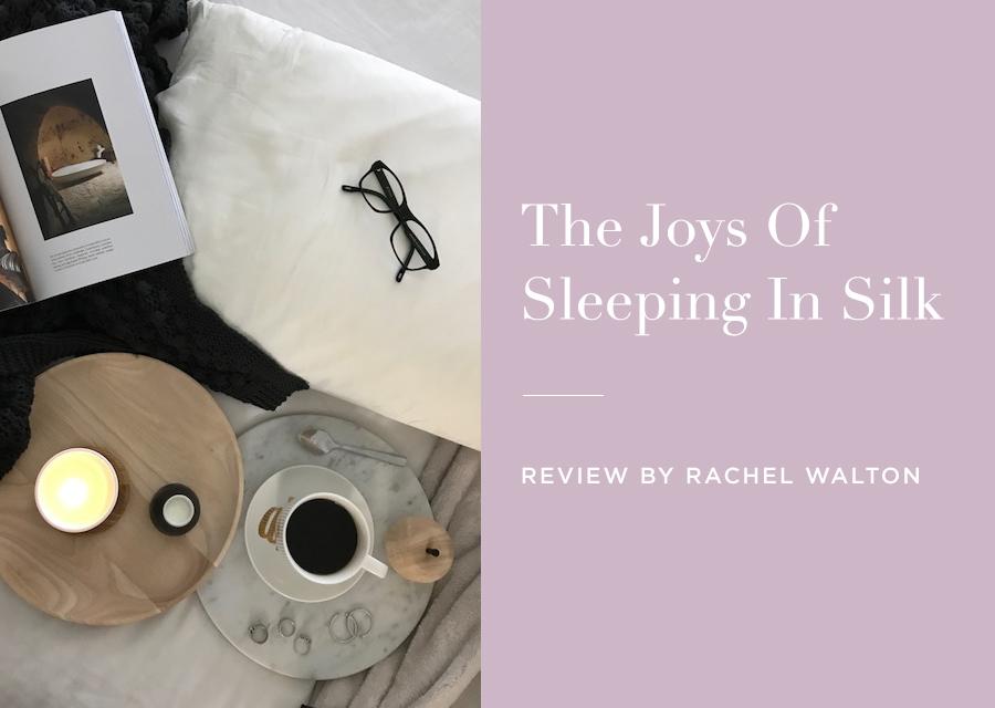 Beautysilks Silk Pillow Cases Review