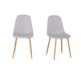 Metro Set of 2 Dining Chairs