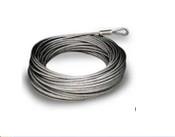 100' 3/16'' 7x19 Galvanized Pre-Cut Cable