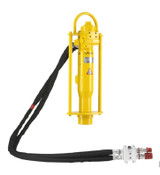 LPD-HD-RV: Hydraulic post driver with remote valve