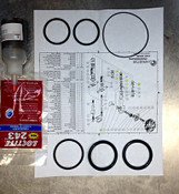 O ring re-build kit for REDI Driver