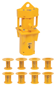 "PD-200 Heavy Duty Post Driver (7"")"