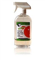 PIDDLE-CLEAN Natural Pet Urine Stain And Odor Remover 16oz
