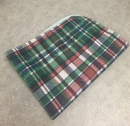 "1 - 36""x48"" Washable PLAID Puppy Pads"