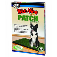 """Medium Grass Pad (20"""" Long x 30"""" Wide) for Dogs up to 44 lbs"""