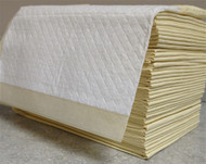 "(2cs) 800 - 22""x22"" Quilted Puppy Pads"