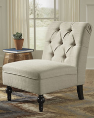 Ashley Degas Oatmeal Accent Chair