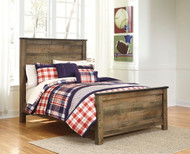 Ashley Trinell Brown Full Panel Bed