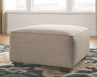 Ashley Baceno Hemp Oversized Accent Ottoman