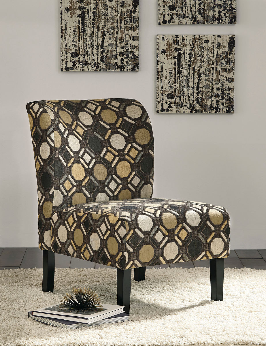 Marvelous Ashley Tibbee Pebble Accent Chair Home Interior And Landscaping Ologienasavecom